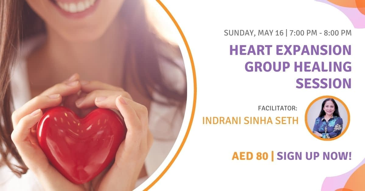 Heart Expansion Group Healing Session