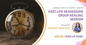 Past Life Regression Group Healing Session