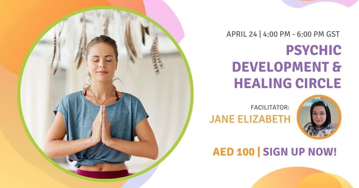 Psychic Development & Healing Circle