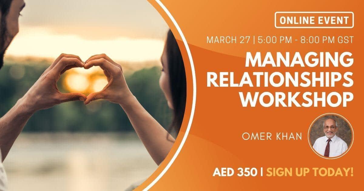 Managing Relationships Workshop