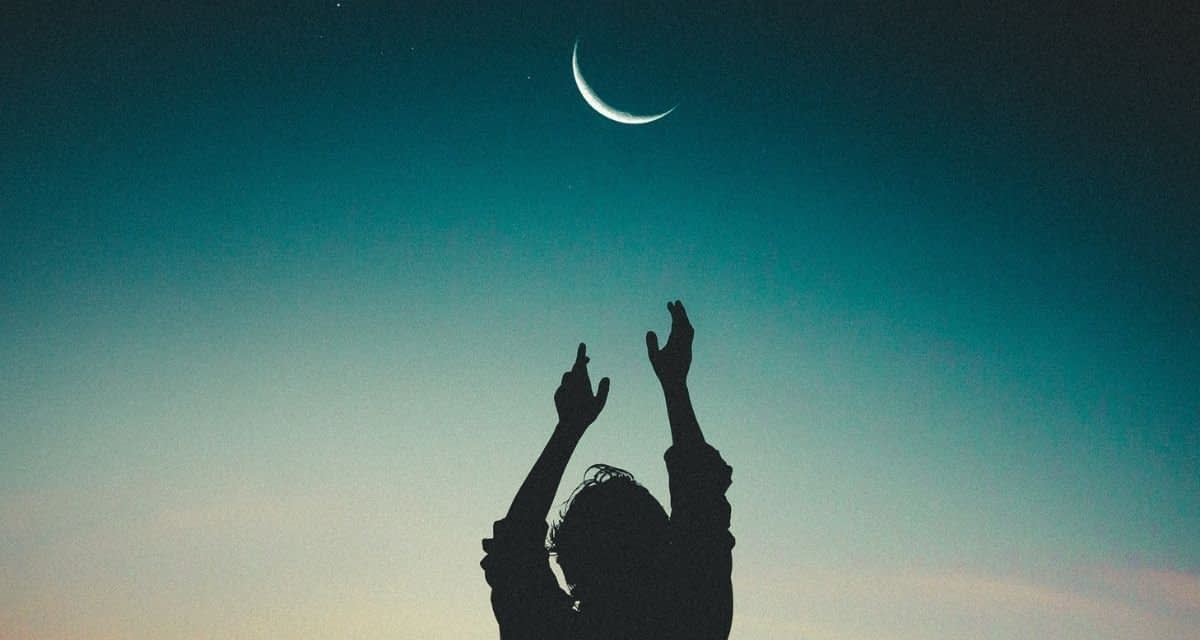 New Year Special: Setting Intentions with the New Moon
