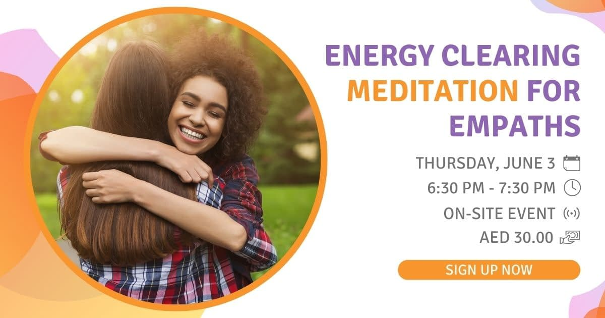 Energy Clearing Meditation for Empath 3