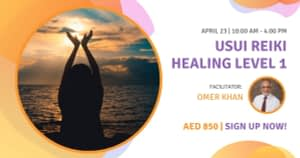 Usui Reiki Healing 1