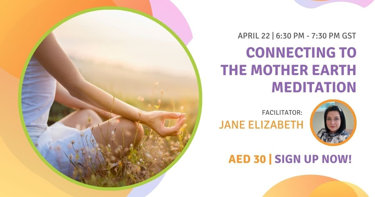 Connecting to the Mother Earth Meditation