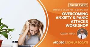 Overcoming Anxiety & Panic Attacks Workshop
