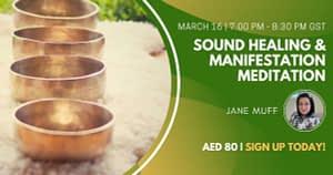 Sound Healing & Manifestation Meditation