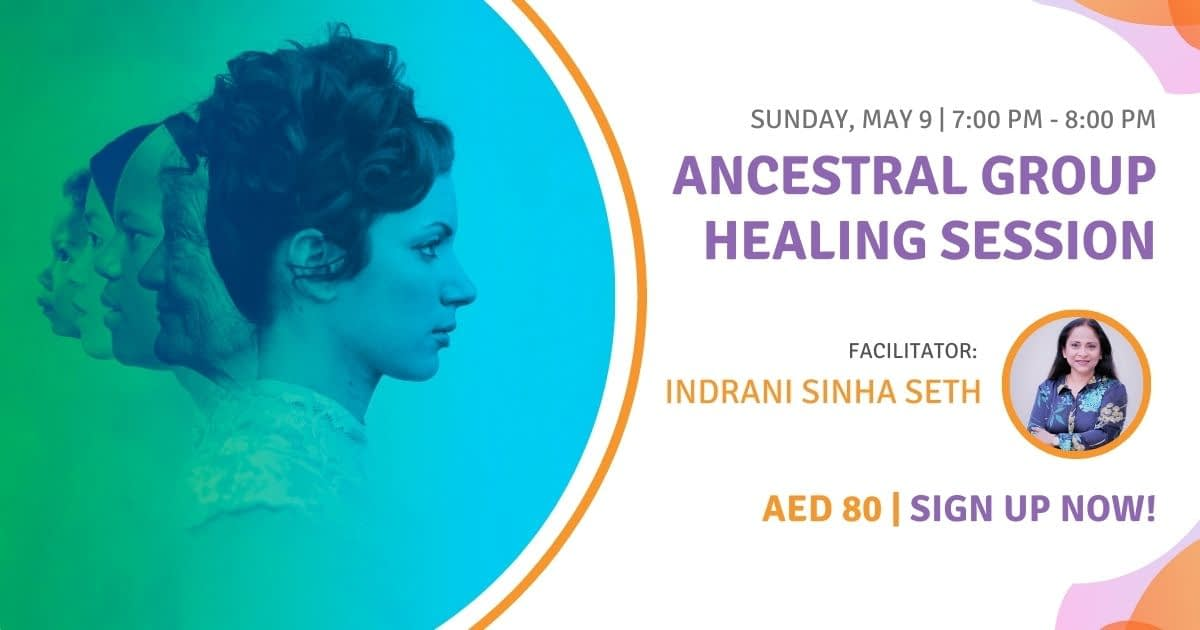 Ancestral Group Healing Session