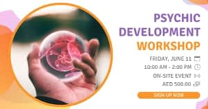 Psychic Development Workshop 11