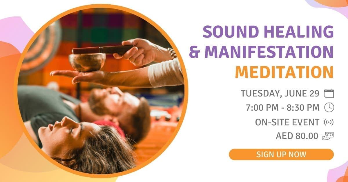 Sound Healing & Manifestation Meditation 29