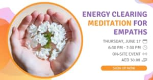 Energy Clearing Meditation for Empath 17