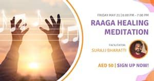 Raaga Healing Meditation 21