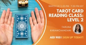 Tarot Card Reading Level 2