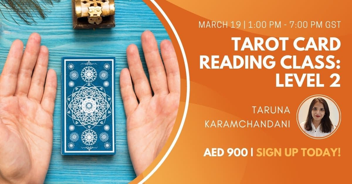 Tarot Card Reading Level 2