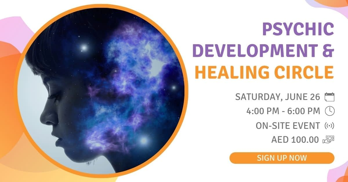 Psychic Development Healing Circle