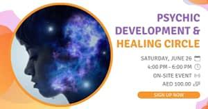 Psychic Development Healing Circle
