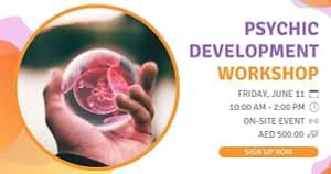 Psychic Development Workshop 11