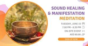 Sound Healing & Manifestation Meditation 15