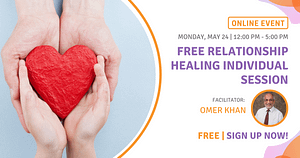 FREE Relationship Healing Individual Session