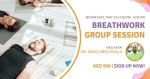 Breathwork Group Session 19