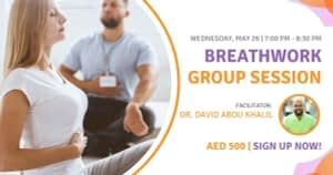 Breathwork Group Session 26