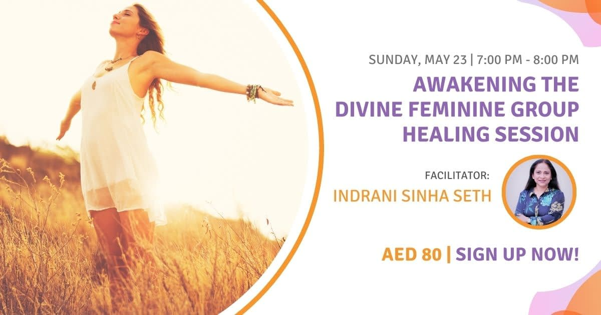 Awakening the Divine Feminine Group Healing Session
