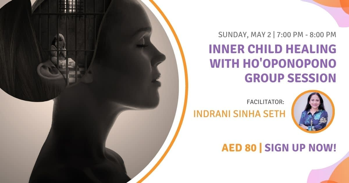 Inner Child Healing with Ho'oponopono Group Session