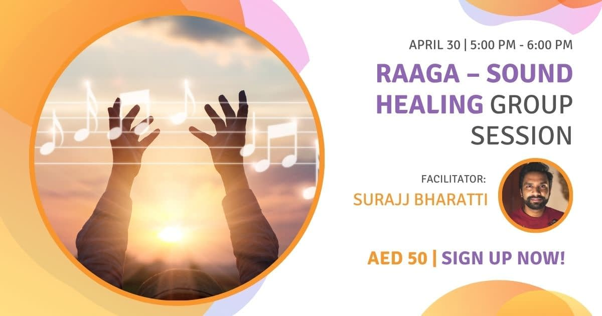 Raaga – Sound Healing Group Session 30