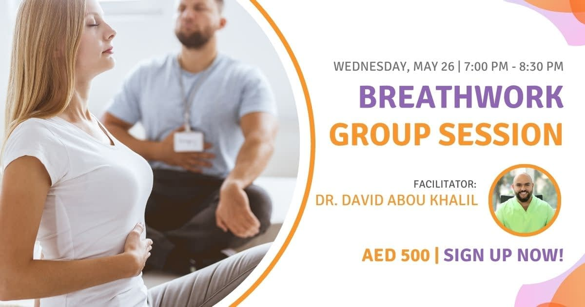 Breathwork Group Session 26