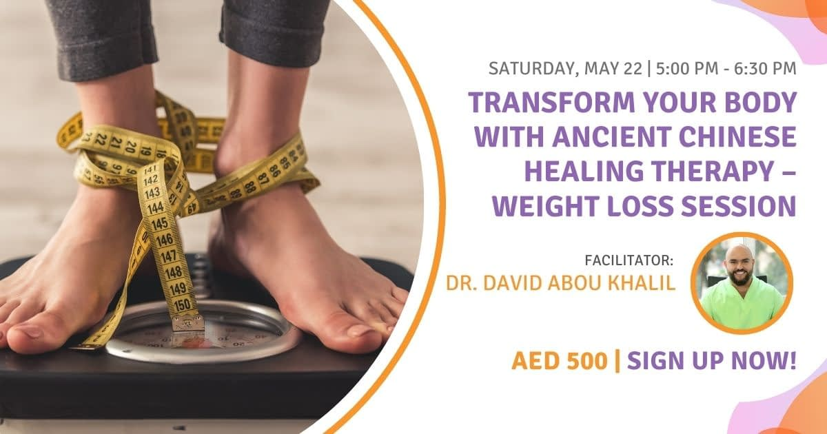 Transform Your Body with Ancient Chinese Healing Therapy – Weight Loss Session